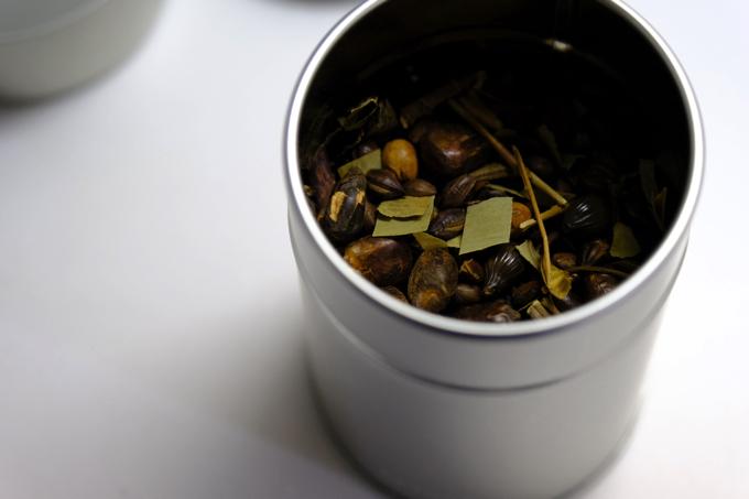 茶葉(木の実)